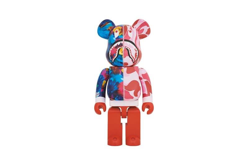 蜷川實花攜手 A BATHING APE® 及 Medicom Toy 打造三方聯名 BE@RBRICK 系列