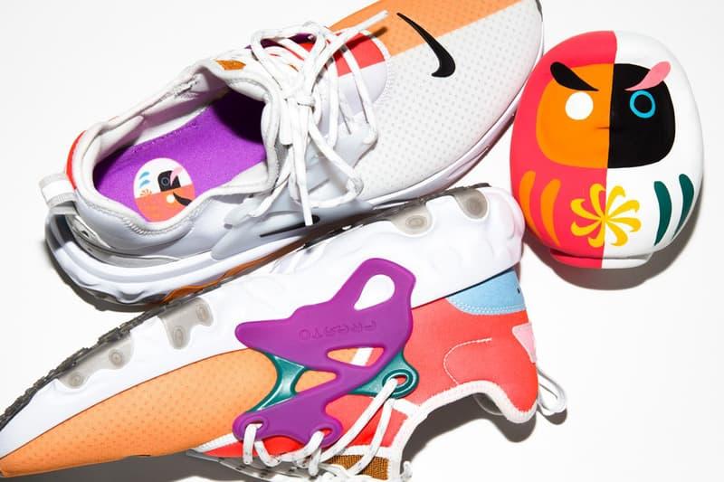 BEAMS x Nike 聯名 React Presto「Dharma」正式發佈