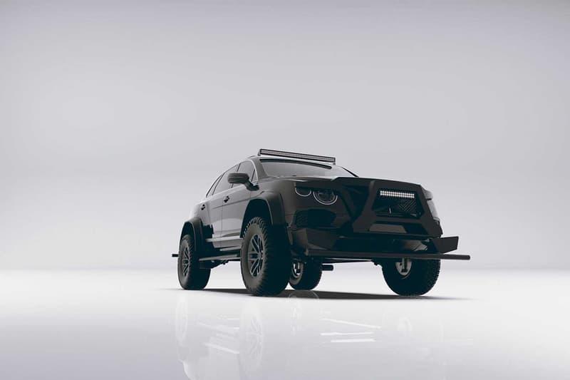 Bengala 打造 Bentley Bentayga 全新「坦克」改裝車型