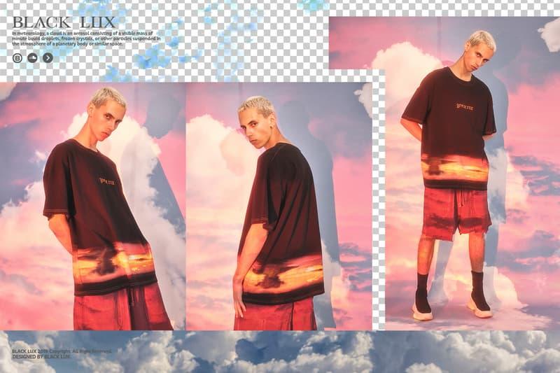 BLACKLUX 全新 2019 春夏系列 lookbook