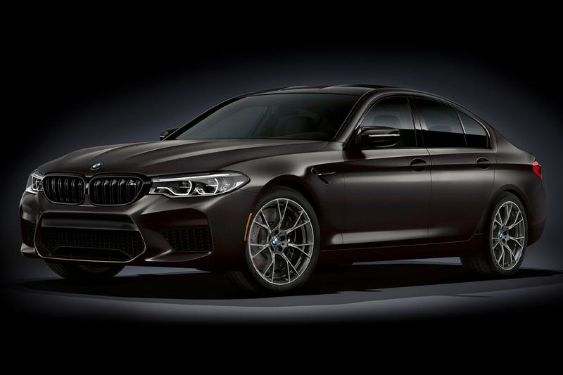 BMW M5 全新 35 週年特別版跑車登場