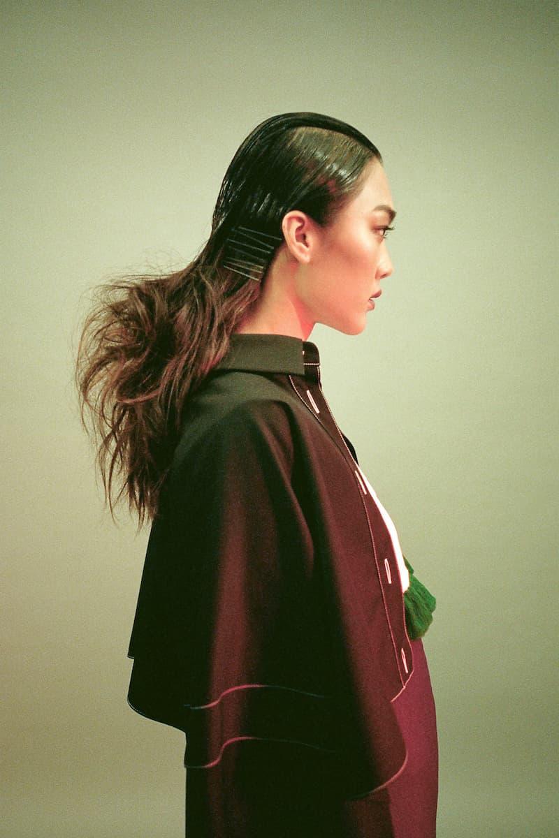 HBX 專訪跳高女神 x 時裝模特兒 Cecilia Yeung