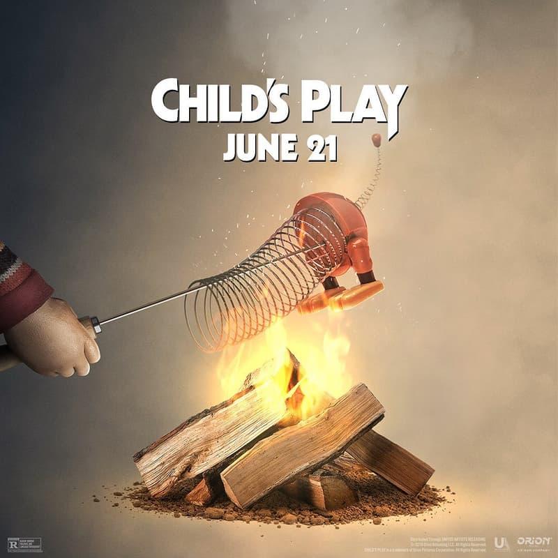 UPDATE:驚悚電影《Child's Play》再迎來第二張海報挑戰《Toy Story 4》