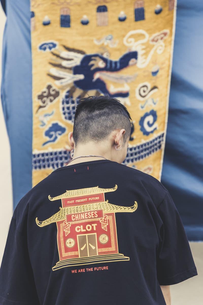 CLOT 推出全新「CHINESES 華人」系列
