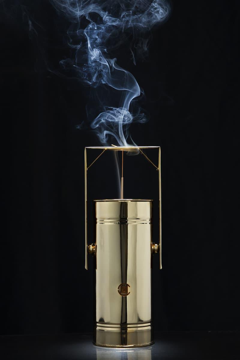 CLOT 與 Kuumba 推出全新配色線香燃燒筒