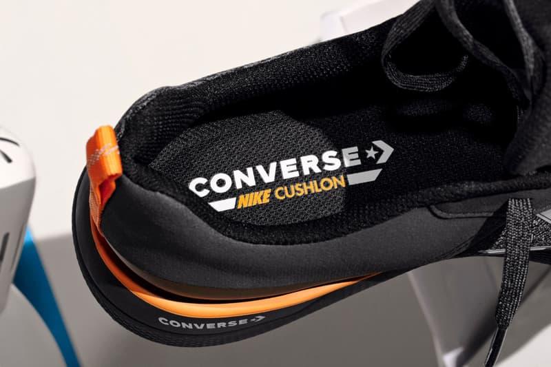 傳奇設計師 Tinker Hatfield 與 Converse 攜手打造全新 Star Series 系列鞋款