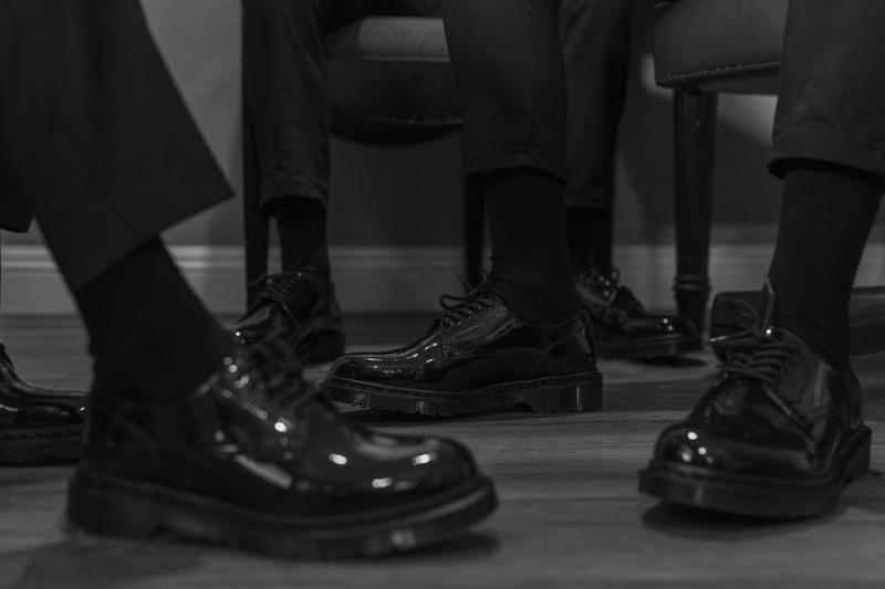 Blends 打造 fragment design x Dr. Martens 全新聯名靴款造型特輯