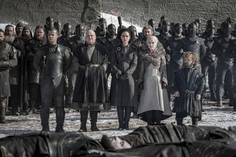 HBO 搶先釋出《Game of Thrones》最終季第四集全新劇照