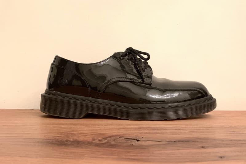 fragment Design x Dr. Martens 联名鞋款發售詳情公開