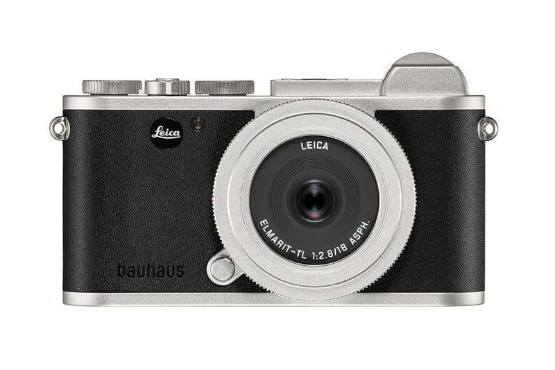 Leica 携手 Bauhaus 打造 100 週年別注限定 Leica CL