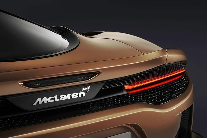 McLaren 正式發佈首款 Grand Tourer 跑車