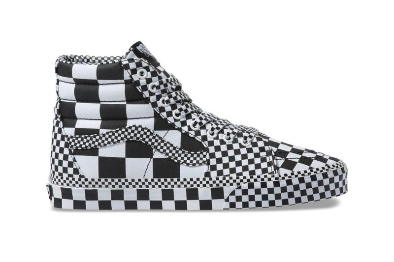 Vans 推出全新「All Over Checkerboard」系列
