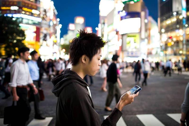 日本民眾幾乎已用盡 11 位手機號段