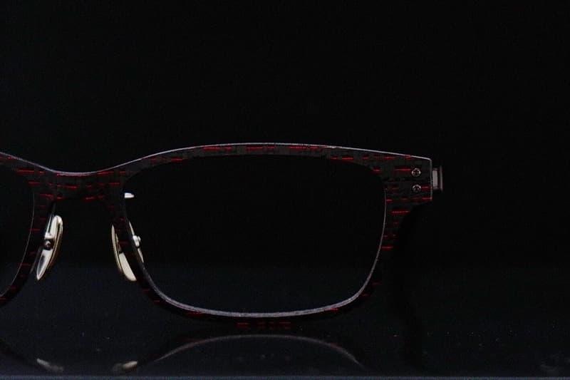 JAPONISM 京都「西陣織」碳纖維眼鏡大作登場