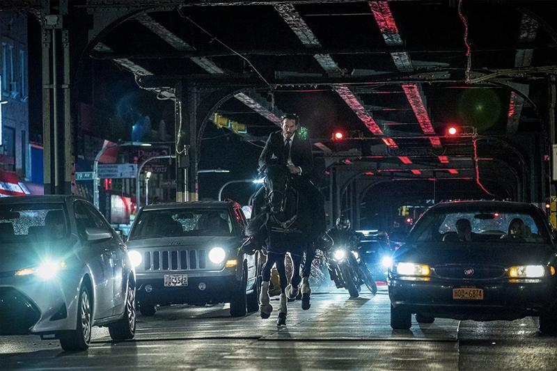 Keanu Reeves 主演《John Wick 4》上映日期正式公開