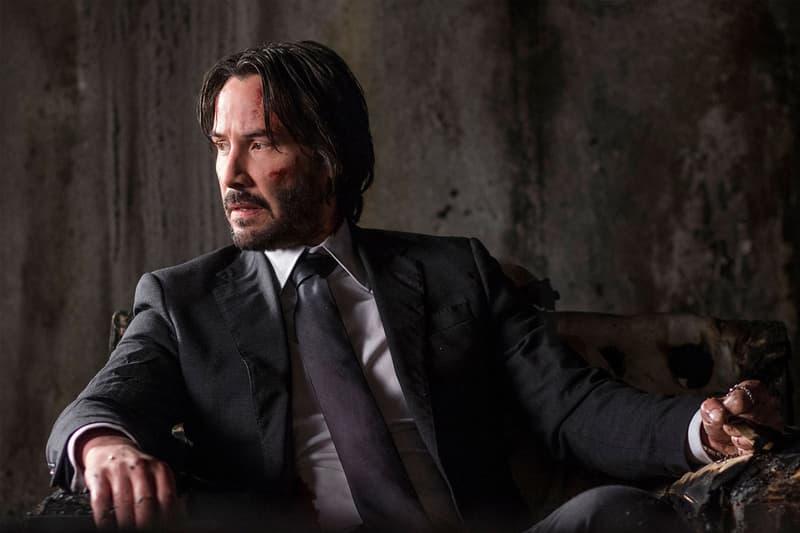 Keanu Reeves 主演《John Wick》系列電影或將迎來第四部曲
