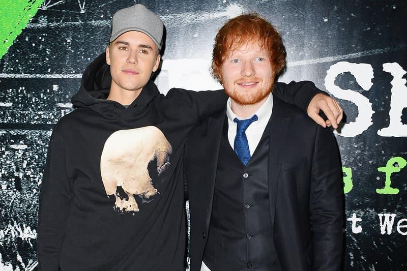 Justin Bieber 與 Ed Sheeran 合作之全新單曲《I Don't Care》即將上線