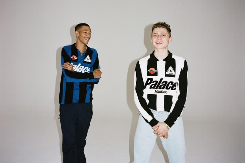 Juventus 將穿上 Palace x adidas Originals 球衣套裝出賽