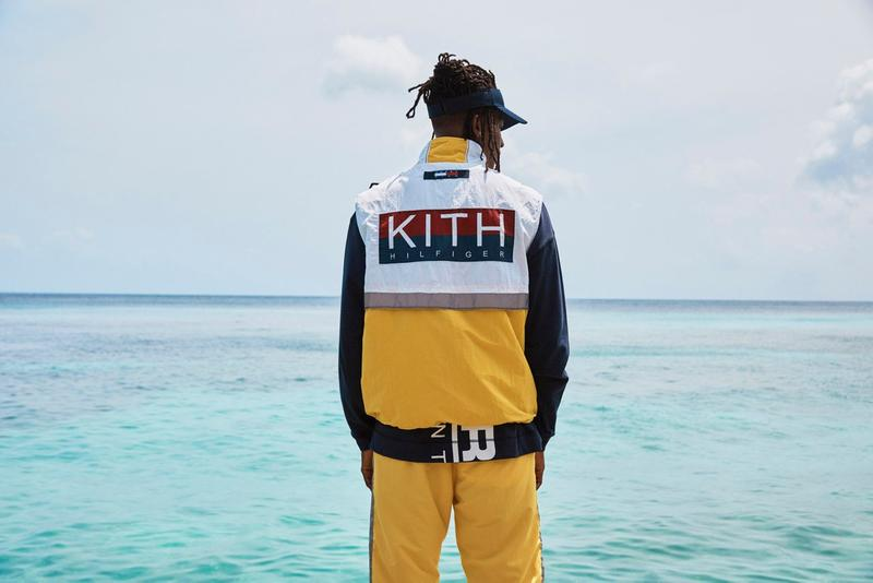 KITH x Tommy Hilfiger 2019 春夏聯名系列 Lookbook 正式發佈