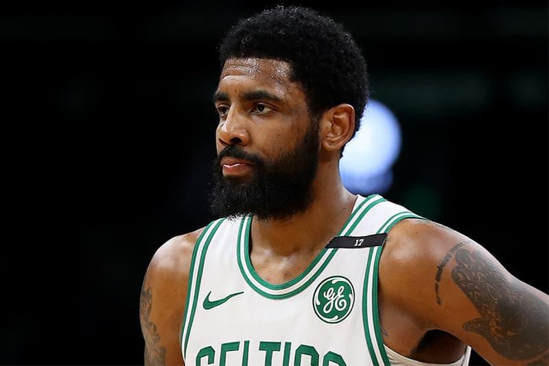 消息稱 Kyrie Irving 或將於下季轉會至 Los Angeles Lakers