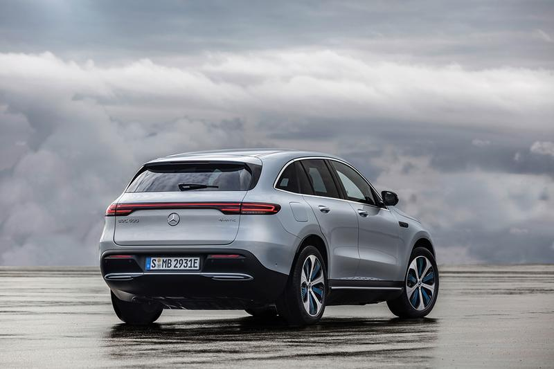 Mercedes-Benz 首台純電 EQC 正式投產