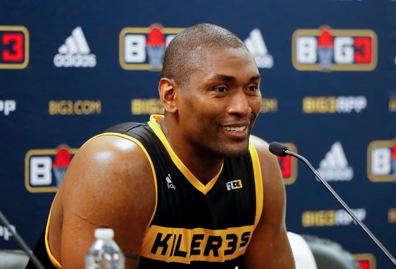 Metta World Peace 指出若自己成為 NBA 總教練將會拿下 NBA 總冠軍