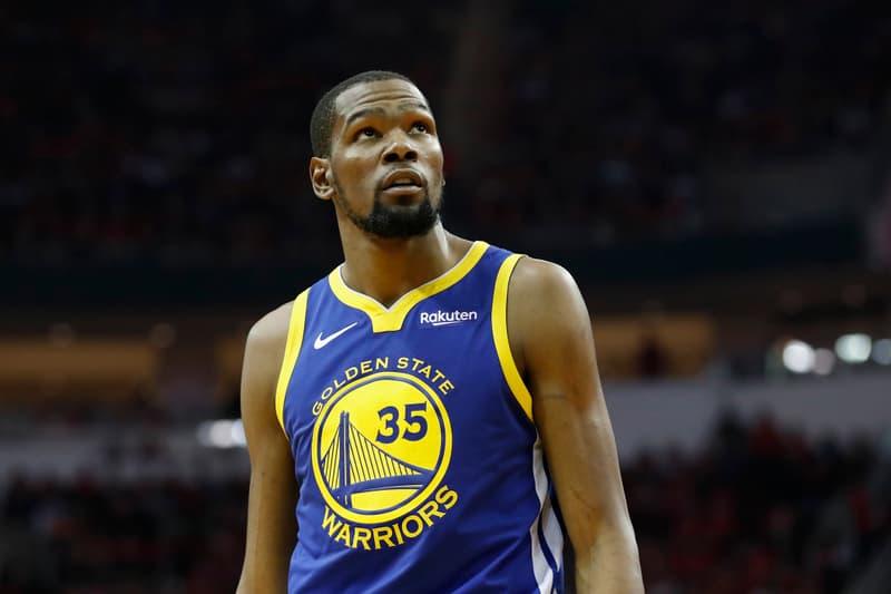 經理人表示 NBA 球星 Kevin Durant 百分之百尚未決定下賽季去向