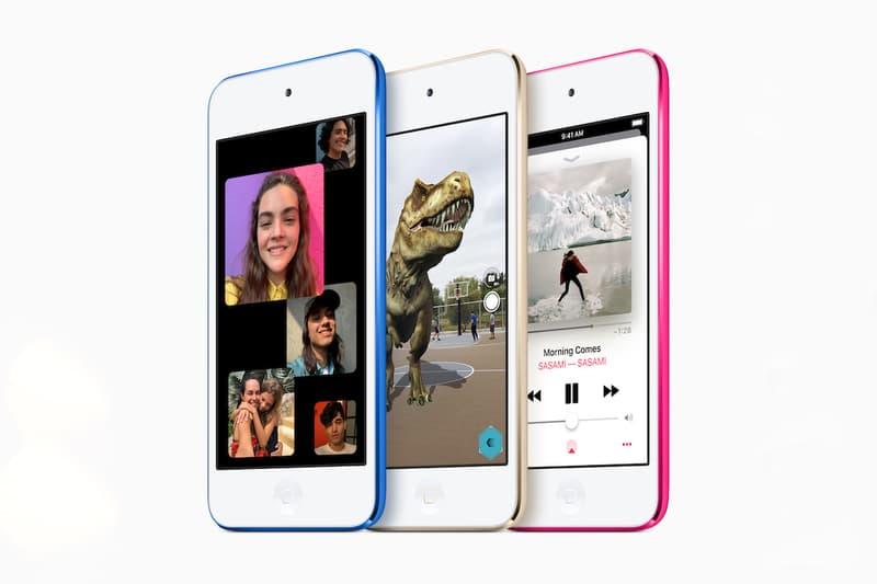 Apple 推出全新升級版 iPod touch