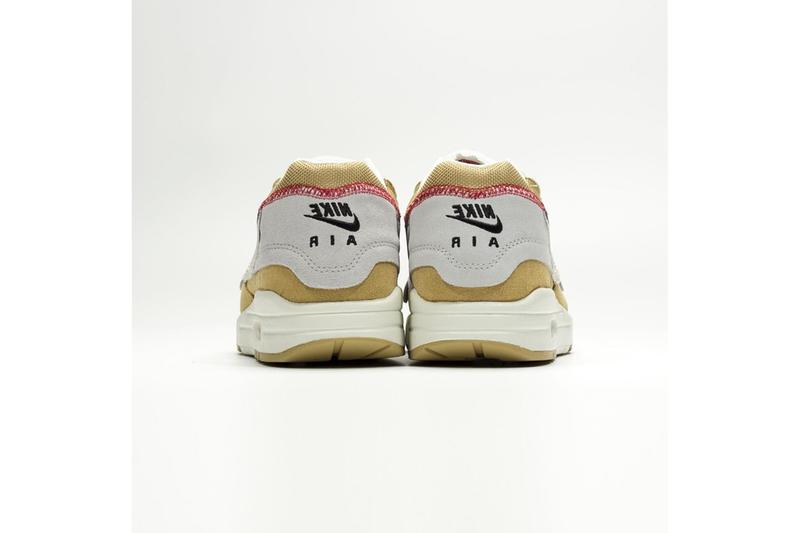 搶先預覽 Nike Air Max 1 全新系列「Inside Out」棕紅配色