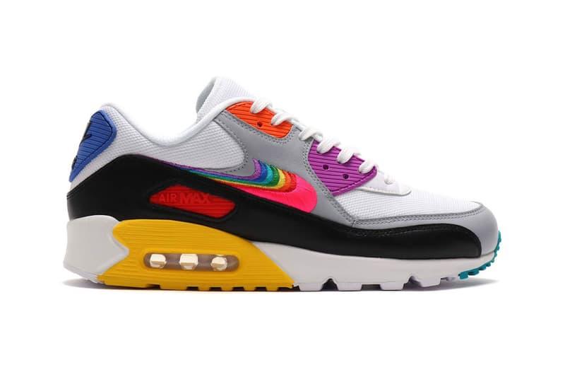 搶先預覽 Nike Air Max 90 全新「Be True」別注配色
