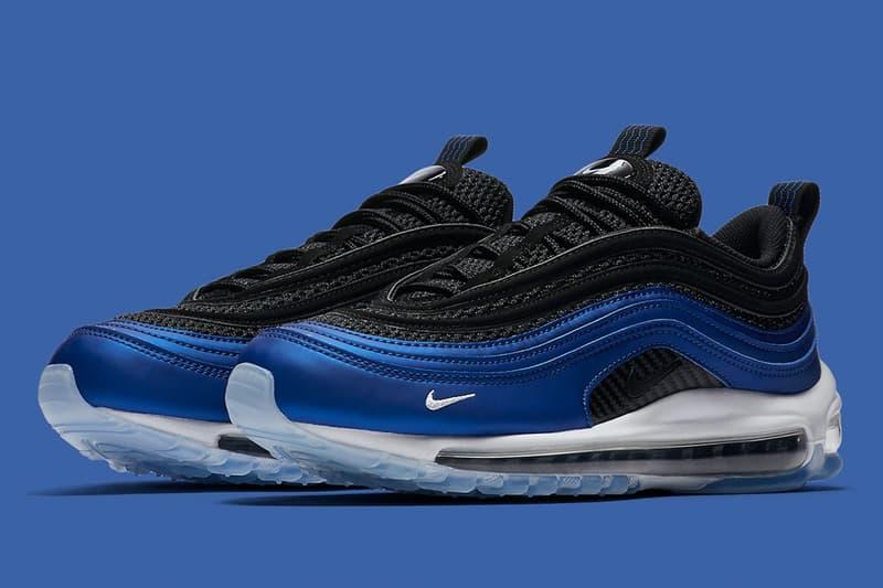 Nike 為 Air Max 97 推出全新 Foamposite 概念移植配色