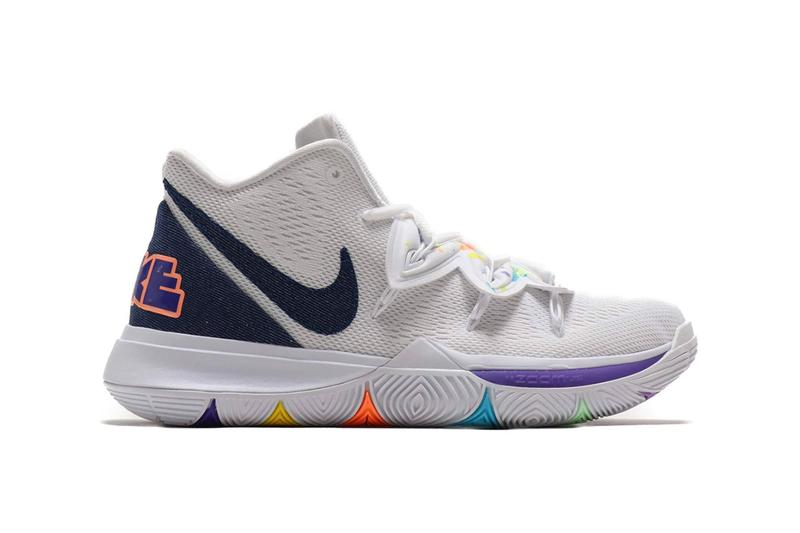 Nike 發佈 Kyrie 5「Have a Nike Day」別注配色
