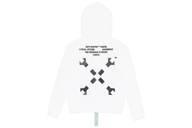 Off-White™ 推出全新「City Garments」别注系列