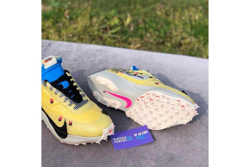 Off-White™ x Nike 全新聯名 Vapor Street 全新配色曝光