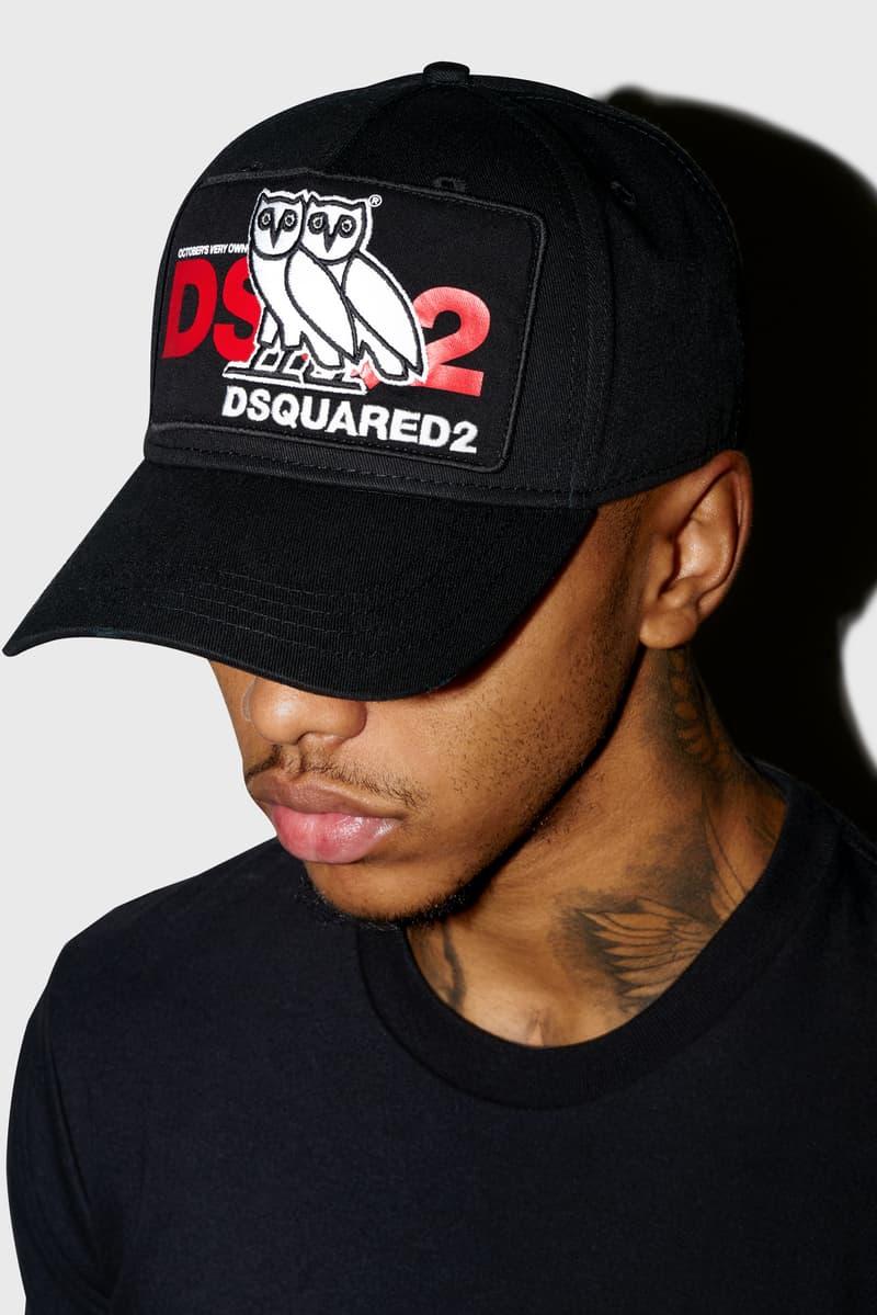 OVO x Dsquared2 聯名系列正式發佈
