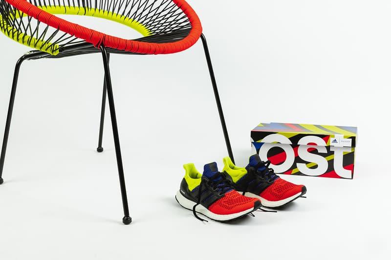 Packer Shoes x adidas 聯名 UltraBOOST 無預警登場