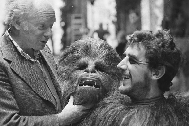 《Star Wars》經典角色 Chewbacca 的扮演者 Peter MayhewStar 辭世