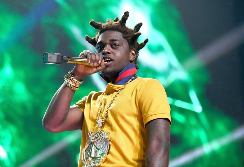 饒舌歌手 Kodak Black 於 Rolling Loud Miami 音樂節被警方拘捕