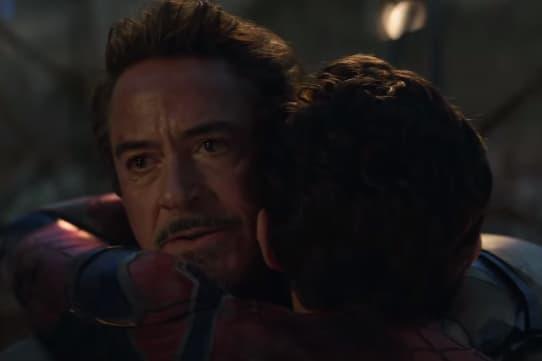 Robert Downey Jr. 分享《Avengers: Endgame》團聚 Tom Holland 感動一剎