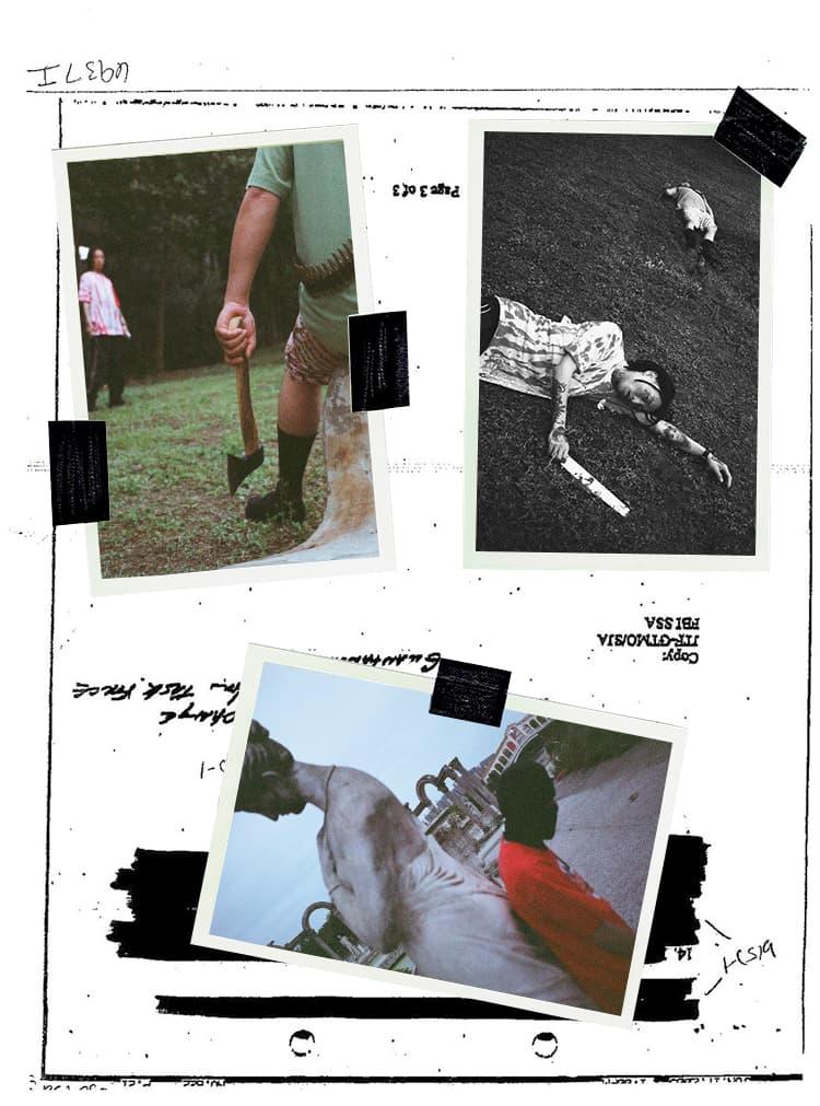 RETROVEGAS 2019 春夏「雙獅踏地球」系列 Lookbook