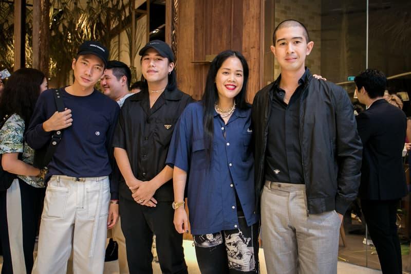 直击泰国曼谷概念门店 SIWILAI 五周年庆典