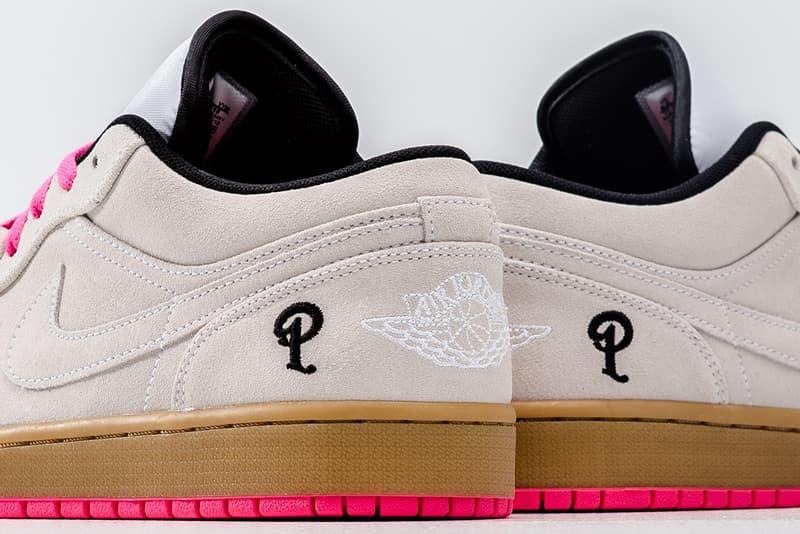 Sneaker Politics x Air Jordan 1 Low 聯名系列正式登場