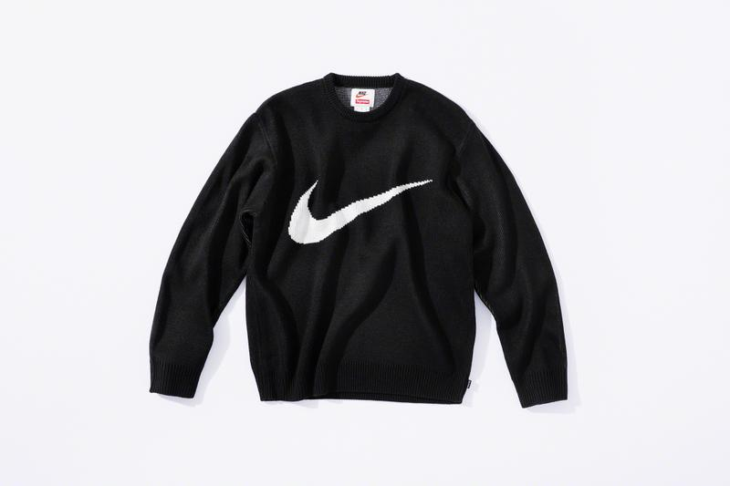 Supreme x Nike 2019 夏季聯名服飾系列正式發佈