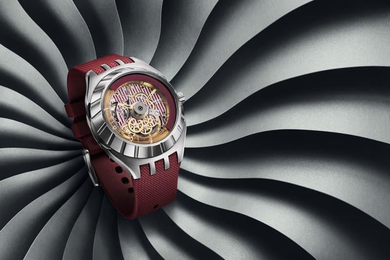 北京 SKP 即將獨家發售 Swatch 全新 Flymagic 腕表