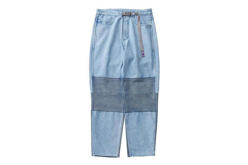 The North Face Purple Label 推出「Broken Twill Denim」丹寧系列