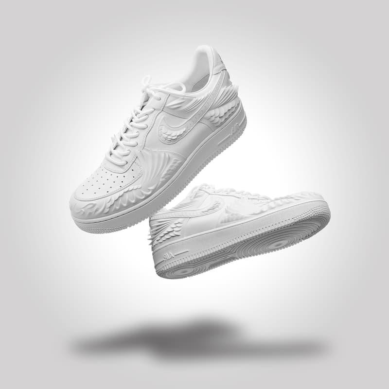 The Remade 攜手 ACU 及 BANU 打造 Air Force 1「錦鯉」客製鞋款