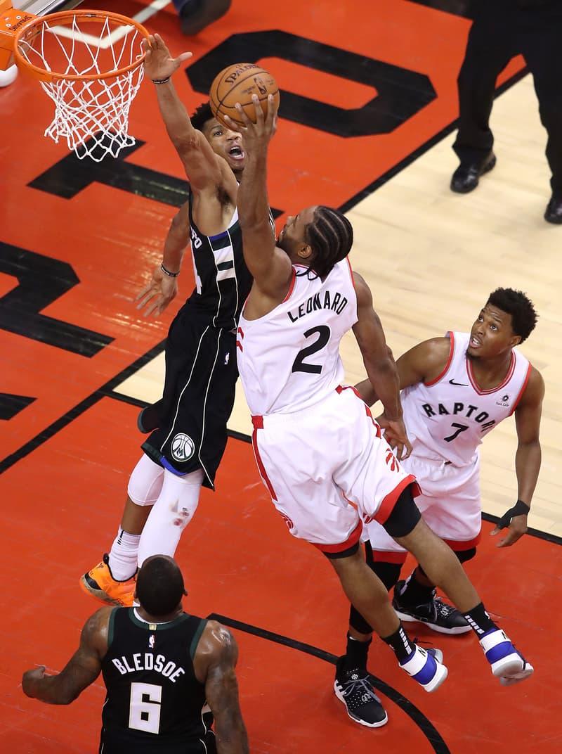 NBA 季後賽 2019 − Raptors 連贏 4 場隊史首次闖進總決賽