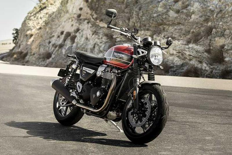 Triumph 宣佈將展開電能電單車企劃
