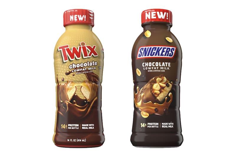 全新「喝」法!Twix 及 SNICKERS 口味巧克力牛奶即將於本月份發售