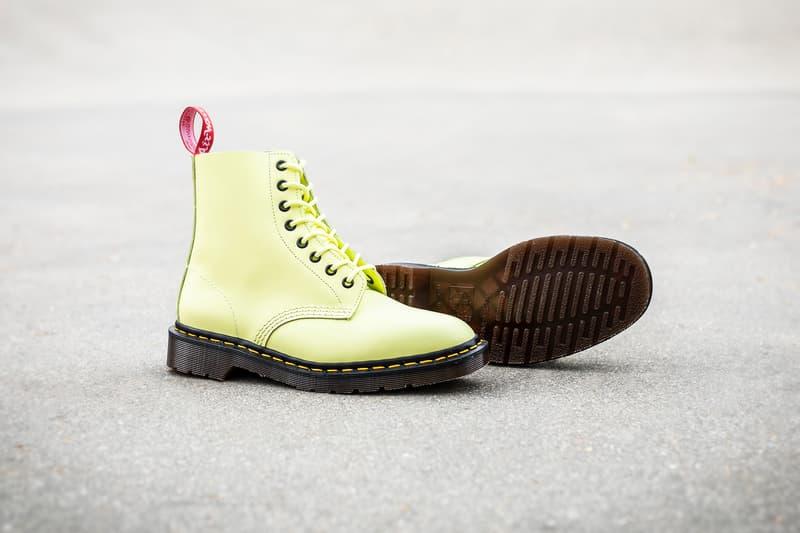 UNDERCOVER x Dr. Martens 全新聯名 1460 靴款系列登場